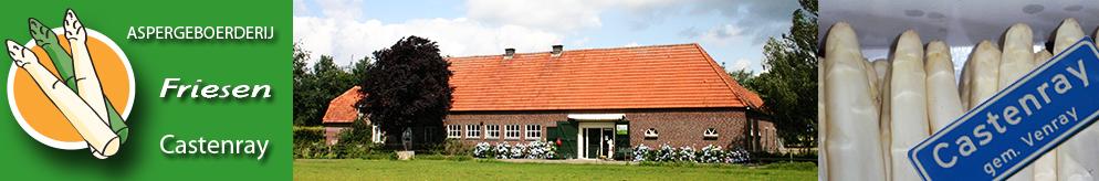 Asperge Boerderij Friesen